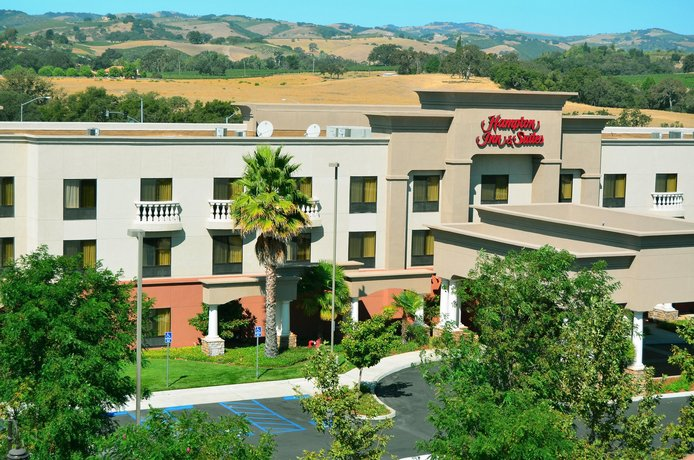 Hampton Inn & Suites Paso Robles