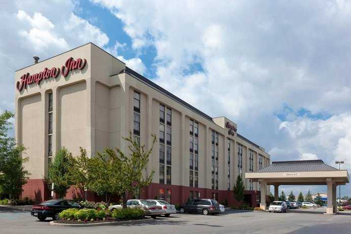 Hampton Inn Buffalo-Airport Galleria Mall