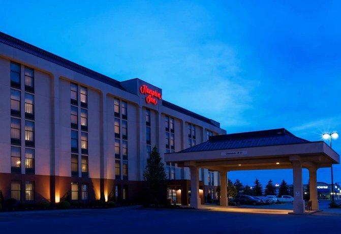 Hampton Inn Buffalo-Airport Galleria Mall