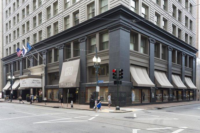 Hampton Inn & Suites New Orleans Downtown French Quarter Area
