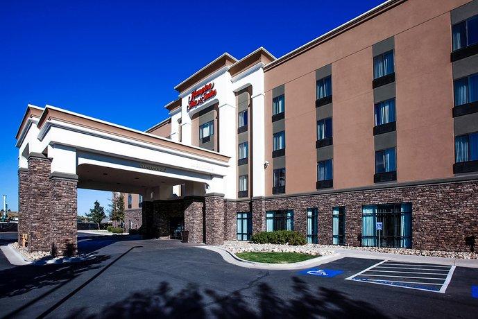 Hampton Inn & Suites Nampa at the Idaho Center