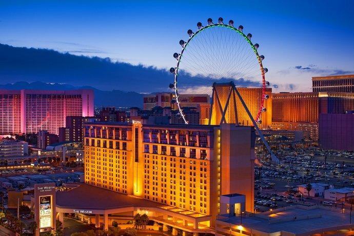 The Westin Las Vegas Hotel & Spa