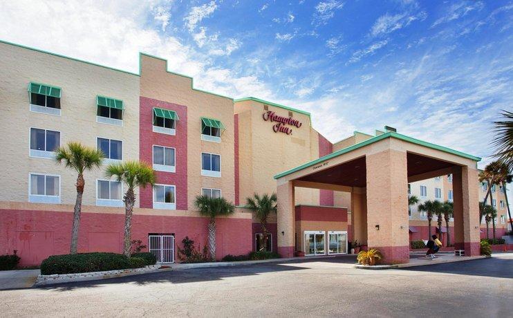 Hampton Inn Pensacola Beach