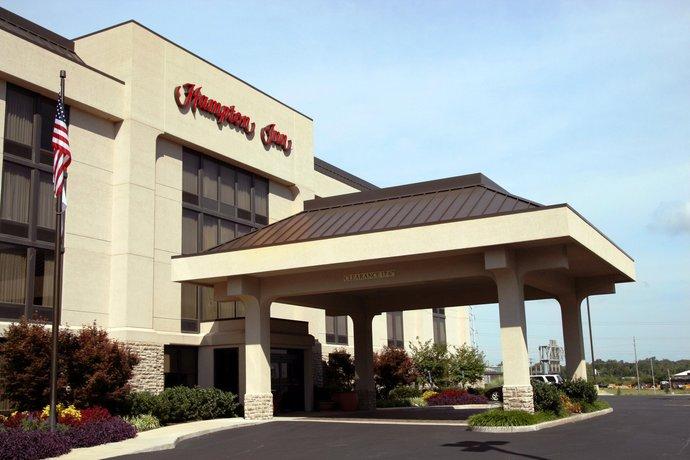 Hampton Inn St Louis Southwest