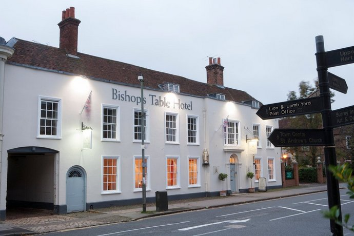 The Bishops Table Hotel Farnham