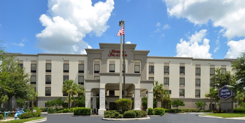 Hampton Inn & Suites Tampa-East Casino Fairgrounds