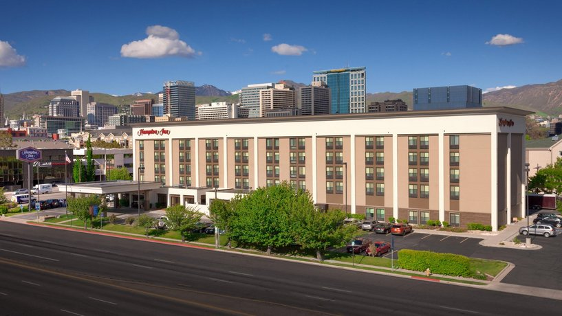 Hampton Inn Salt Lake City - Downtown