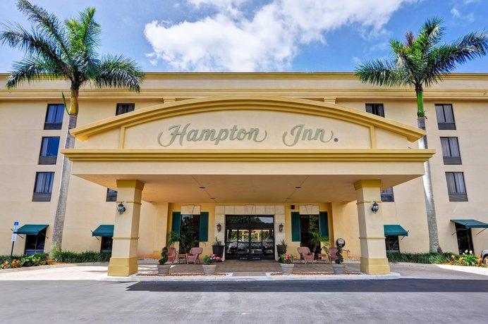 Hampton Inn Boca Raton