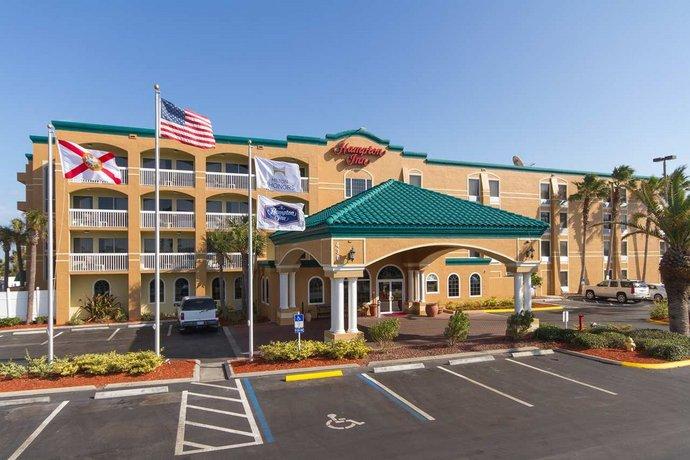 Hampton Inn Beach Saint Augustine