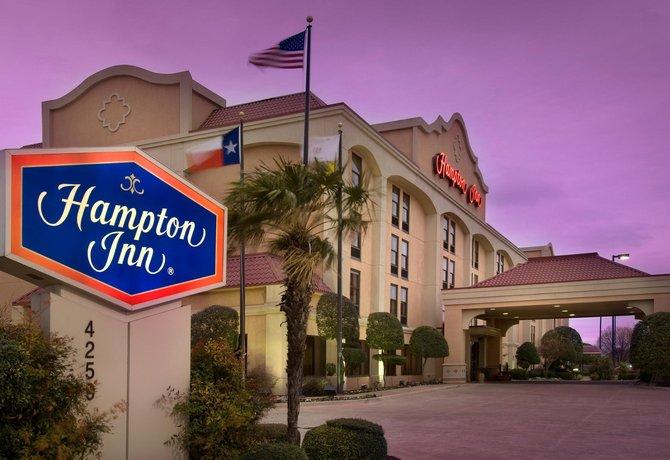 Hampton Inn Waco North