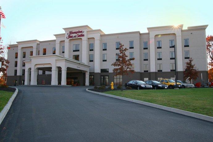 Hampton Inn and Suites Jamestown NY