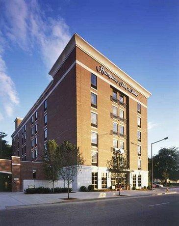 Hampton Inn & Suites Knoxville - Downtown