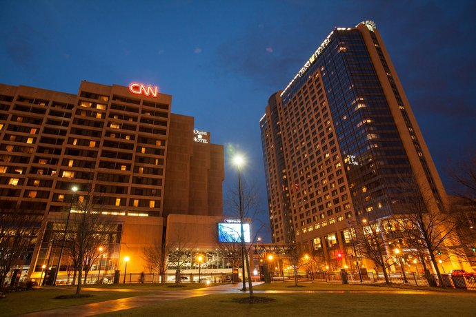 Omni Atlanta Hotel @ CNN Center