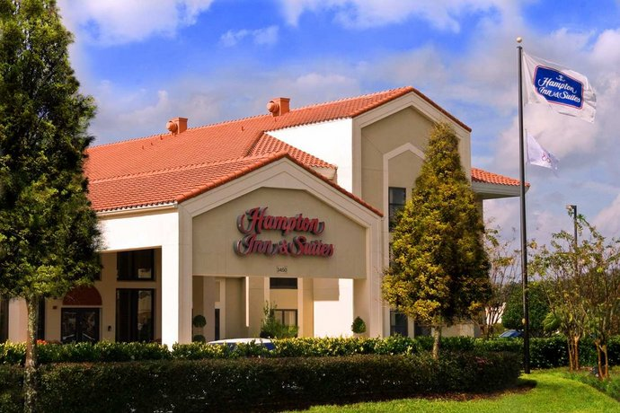Hampton Inn and Suites East UCF Orlando