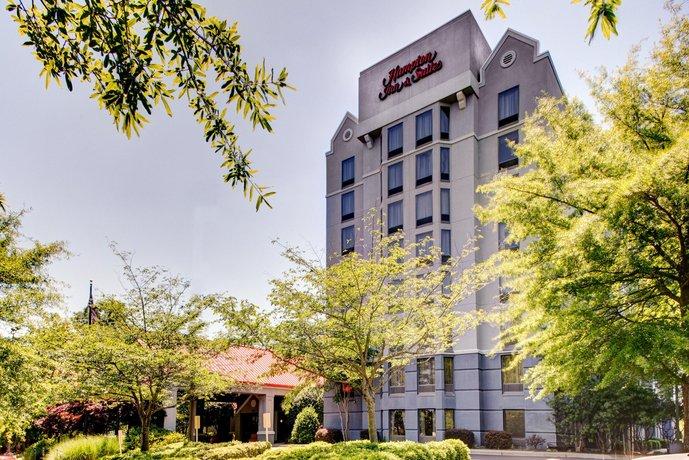 Hampton Inn & Suites Atlanta Duluth Gwinnett