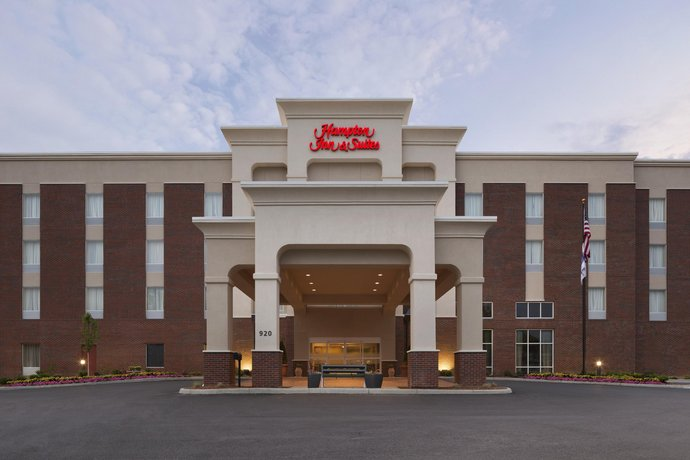 Hampton Inn and Suites Parkersburg Downtown