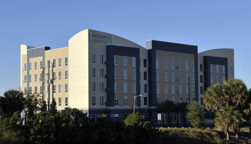 Staybridge Suites St Petersburg FL