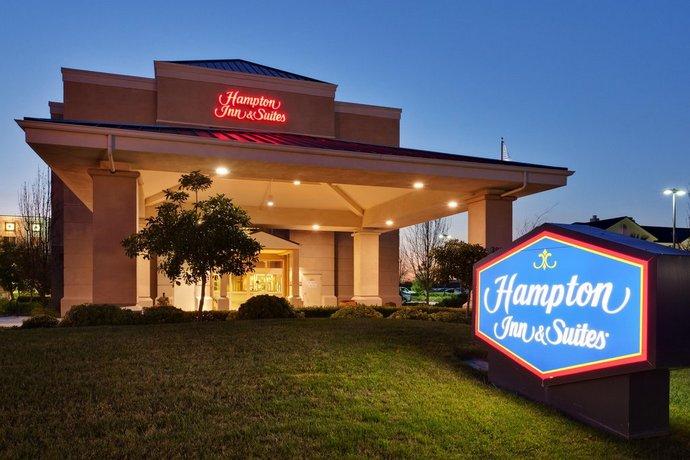 Hampton Inn & Suites Sacramento Airport Natomas