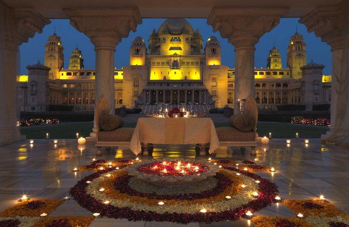 taj umaid bhawan palace jodhpur