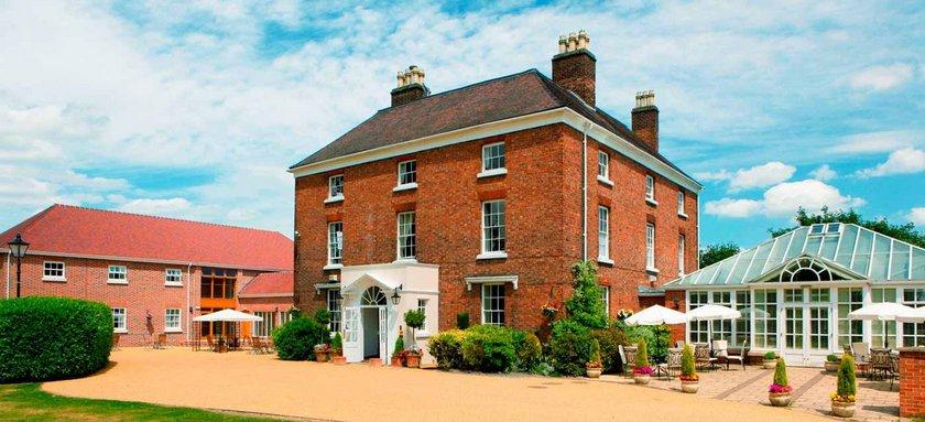 Hadley Park House Hotel Telford