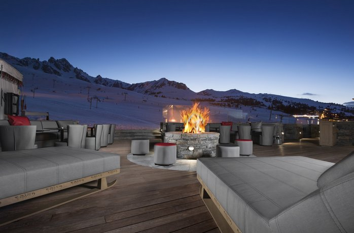 Hotel Le K2 Altitude, Courchevel - Compare Deals