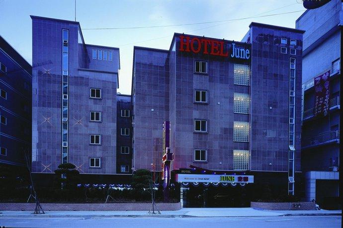 Incheon Airport Hotel June