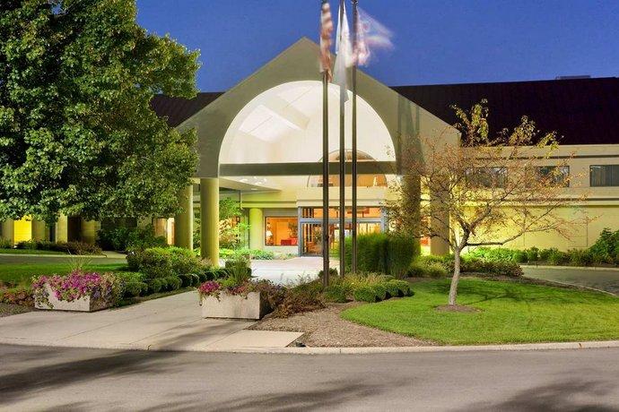 DoubleTree Suites by Hilton Dayton/Miamisburg