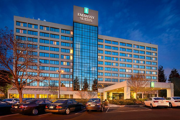 Embassy Suites Santa Clara - Silicon Valley