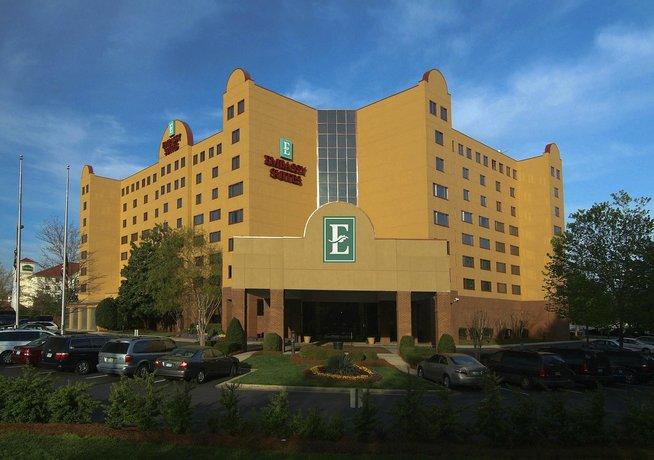 Embassy Suites Hotel Charlotte