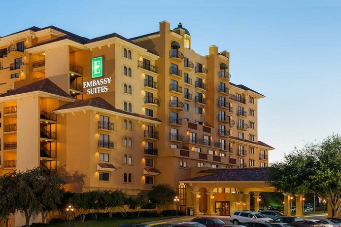 Embassy Suites Dallas - DFW International Airport South