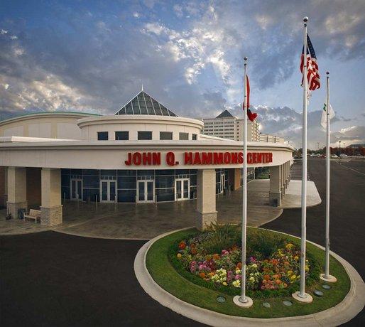 Embassy Suites Northwest Arkansas - Hotel Spa & Convention Center