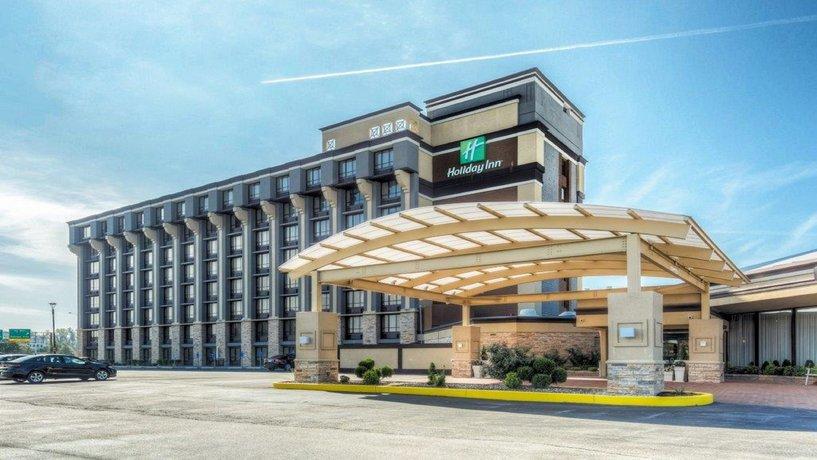 Holiday Inn Airport West Saint Louis Earth City
