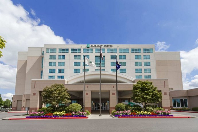 Embassy Suites Hotel Portland-Airport