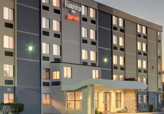 Fairfield Inn Boston Woburn
