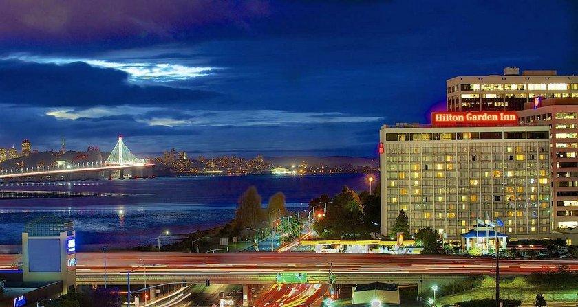 Hilton Garden Inn San Francisco Oakland Bay Bridge