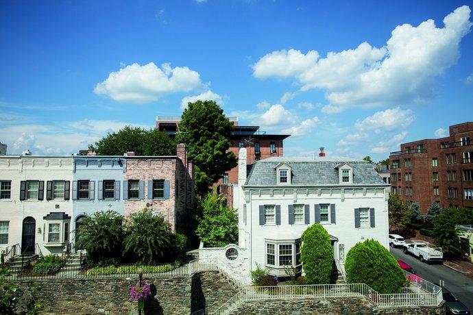The Ritz-Carlton Georgetown Washington D C