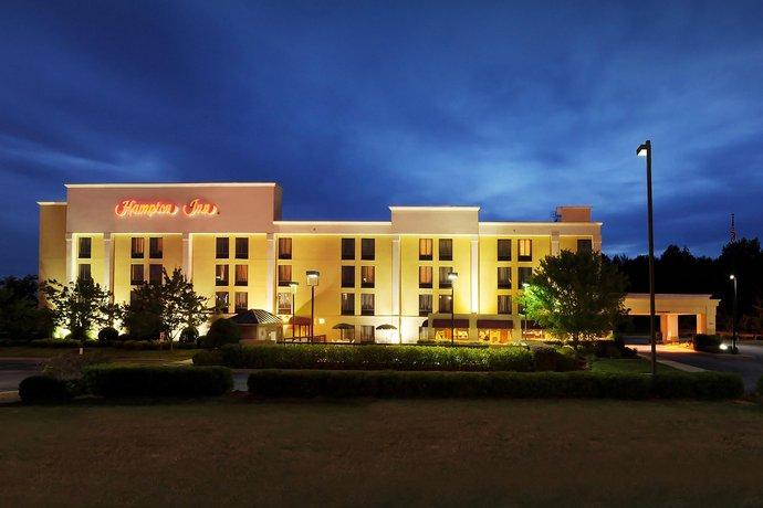 Hampton Inn Spartanburg Hotel
