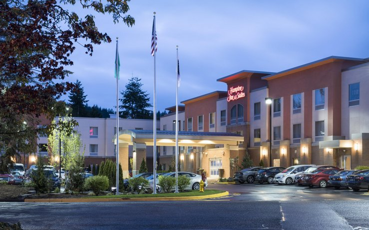 Hampton Inn & Suites Seattle/Redmond Wa