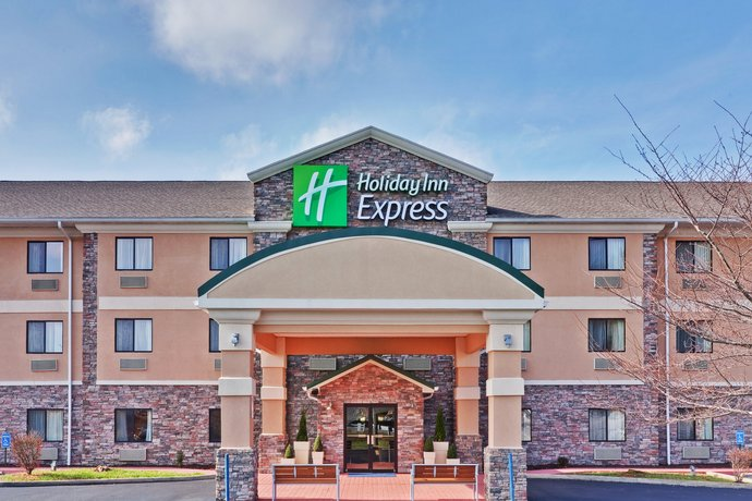 Holiday Inn Express Winfield Hurricane West Virginia