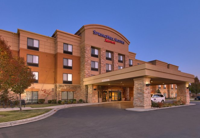 SpringHill Suites by Marriott Salt Lake City Downtown