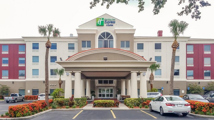 Holiday Inn Express St Petersburg North I-275