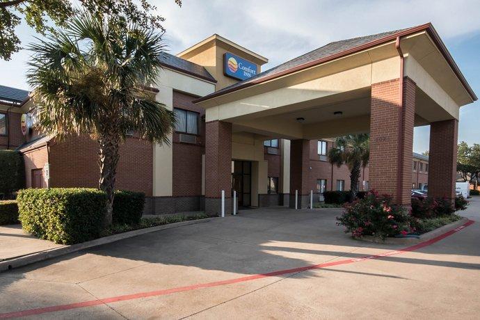 Comfort Inn Plano Medical Center