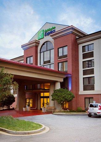 Holiday Inn Express Greenville Downtown
