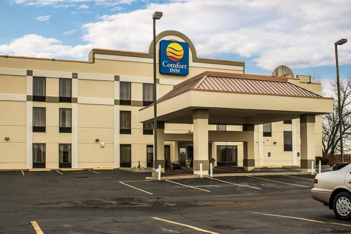 Econo Lodge Akron S Arlington Rd