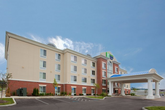Holiday Inn Express Hotel & Suites Franklin Franklin