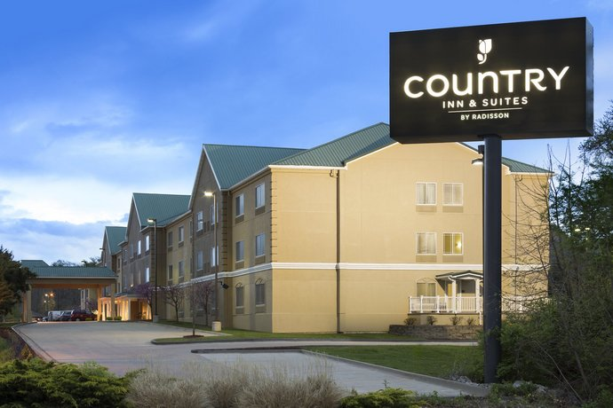 Country Inn & Suites by Radisson Columbia MO