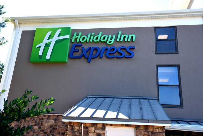 Holiday Inn Express Anderson I-85 - Exit 27- Highway 81