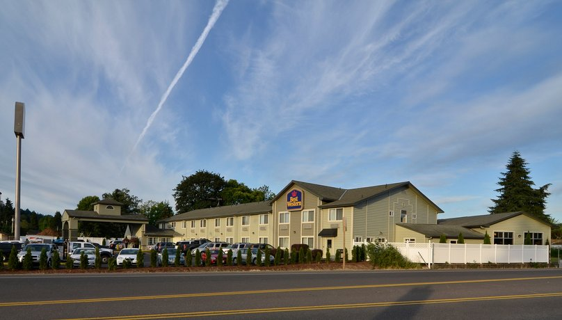 Best Western Cottage Grove Inn