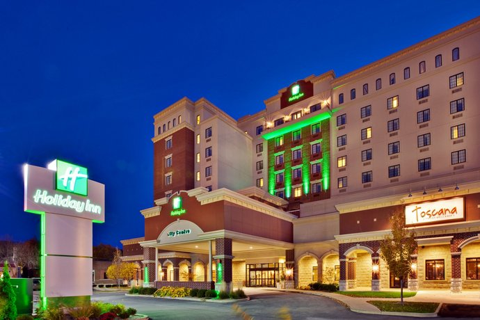 Holiday Inn Lafayette - City Centre