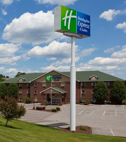 Holiday Inn Express Hotel & Suites Center Township
